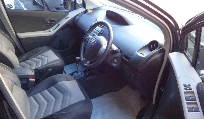 Import Toyota Yaris 2012 full