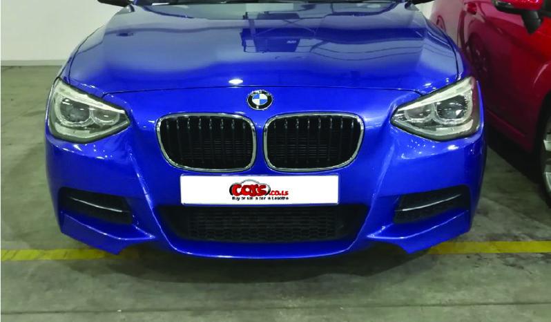 Local BMW 1 Series 2013 full
