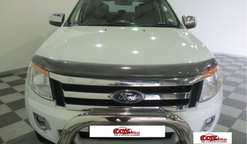 Local Ford Ranger 2014 full