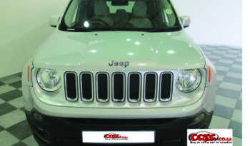 Local Jeep Renegade 2015 full