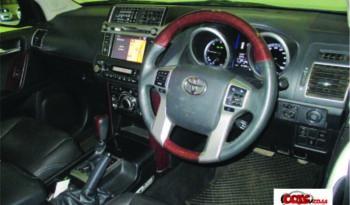 Local Toyota Prado 2015 full