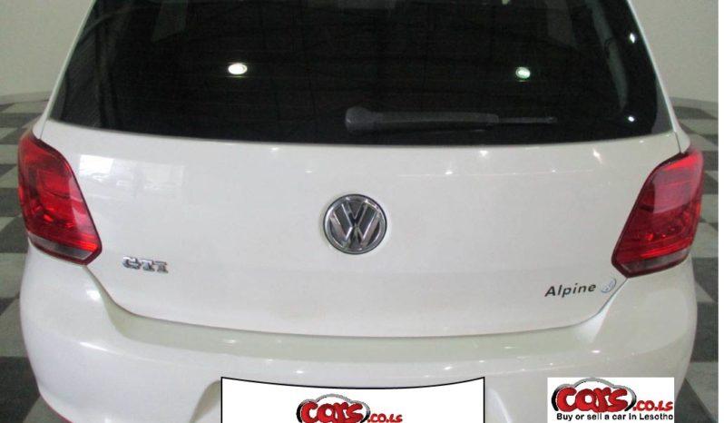 Local Volkswagen Polo TSI 2013 full