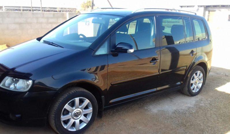 Import Volkswagen Touran 2007 full