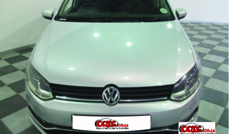 Local Volkswagen Polo 2014 full