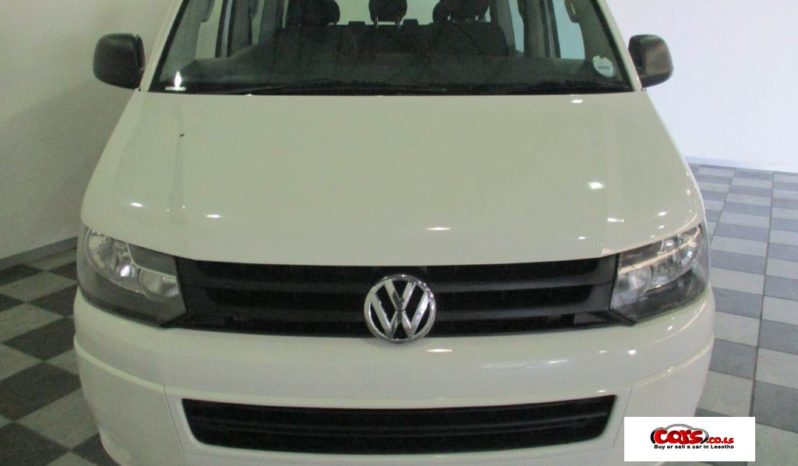 Local Volkswagen 2012 full