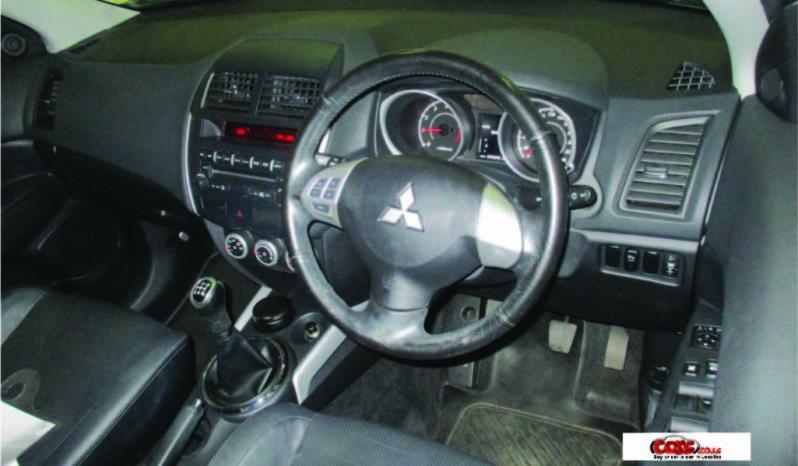 Local Mitsubishi ASX 2012 full