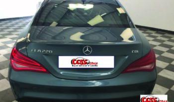 Local Mercedes-Benz CLA-Class 2013 full