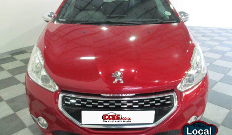 Local Peugeot 2014 full