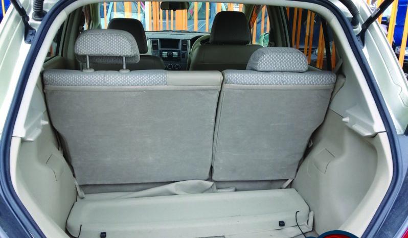 Import Nissan Tiida 2006 full