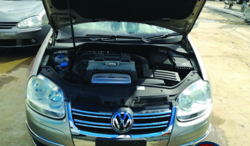 Import Volkswagen Jetta 2007 full