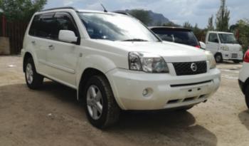 Import Nissan X-trail 2003 full