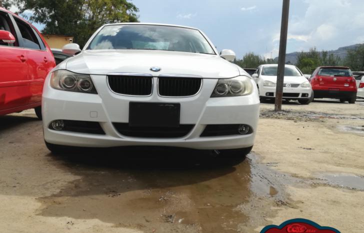 Import BMW 3 Series 2005 full