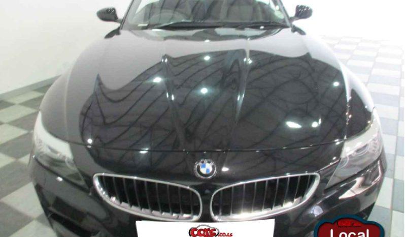 Local BMW Z4 2012 full