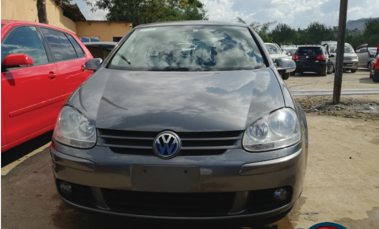 Import Volkswagen Golf 5 2005 full
