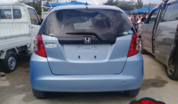 Import Honda Fit 2008 full