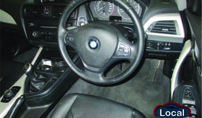 Local BMW 1 Series 2012 full