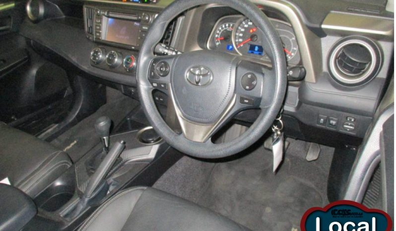 Local Toyota Rav4 2014 full