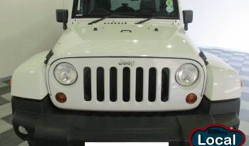 Local Jeep Wrangler 2014 full