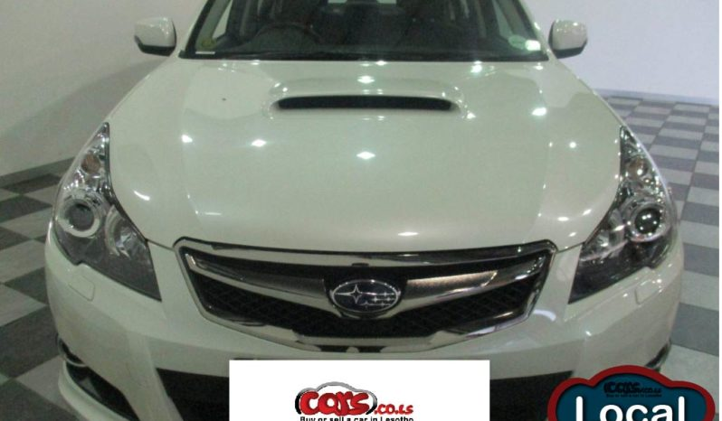 Local Subaru Legacy 2013 full