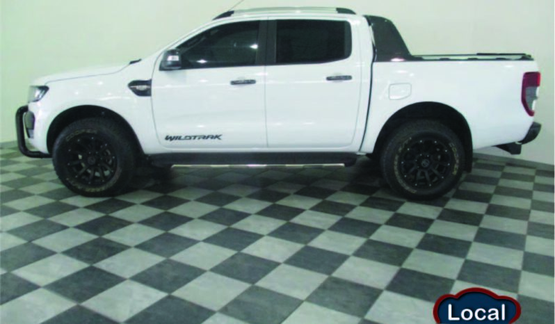 Local Ford Ranger 2018 full
