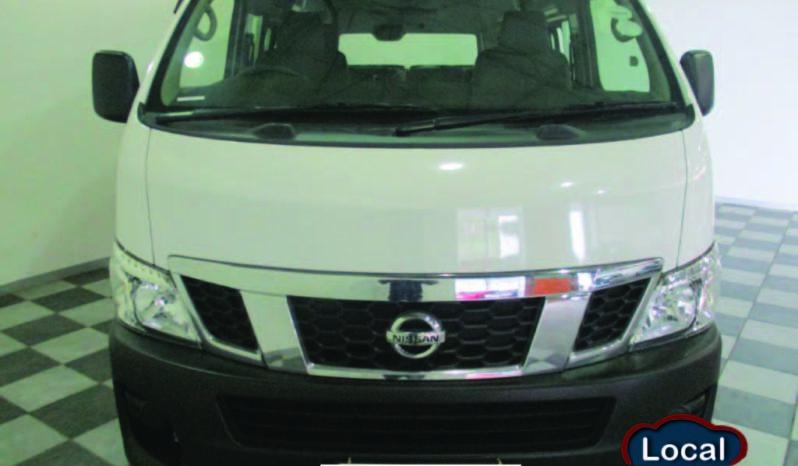 Local Nissan NV350 2017 full