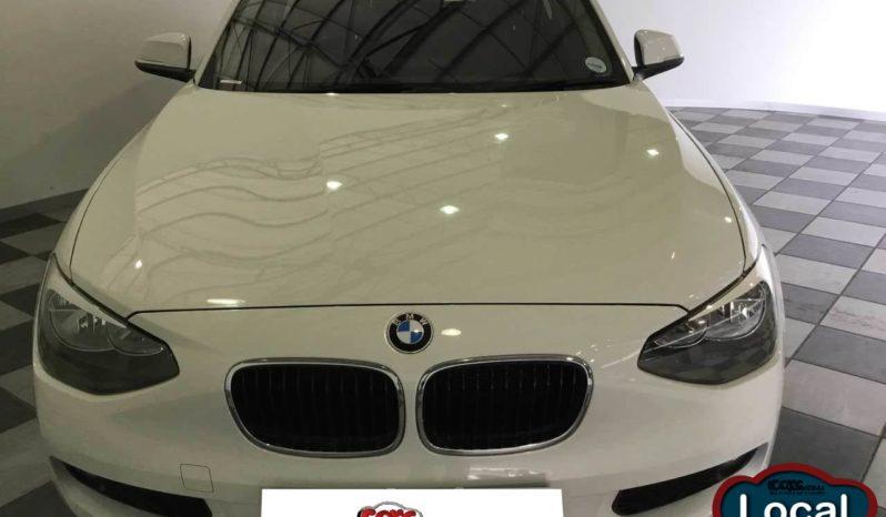 Local BMW 1 Series 2014 full