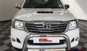 Local Toyota Hilux 2015 full