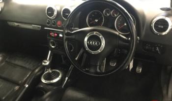 Local Audi TT 2001 full