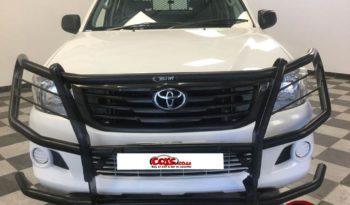 Local Toyota Hilux 2014 full
