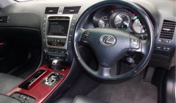 Local Lexus GS 2007 full